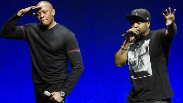 Witwe beschuldigt Dr. Dre und Ice Cube