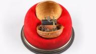 Die sächsische Dampfmaschine für die Weltausstellung 1893