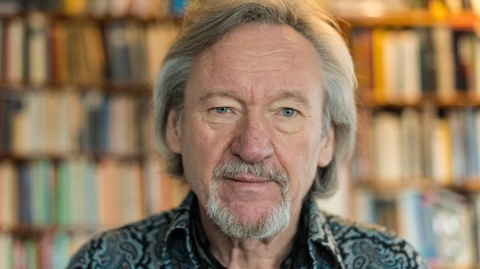 """Autor der """"Männerphantasien"""", einem internationalen Erfolgsbuch mit Kultstatus: Klaus Theweleit"""