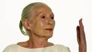 Inge Keller, geboren am 15. Dezember 1923, gestorben am 6. Februar 2017