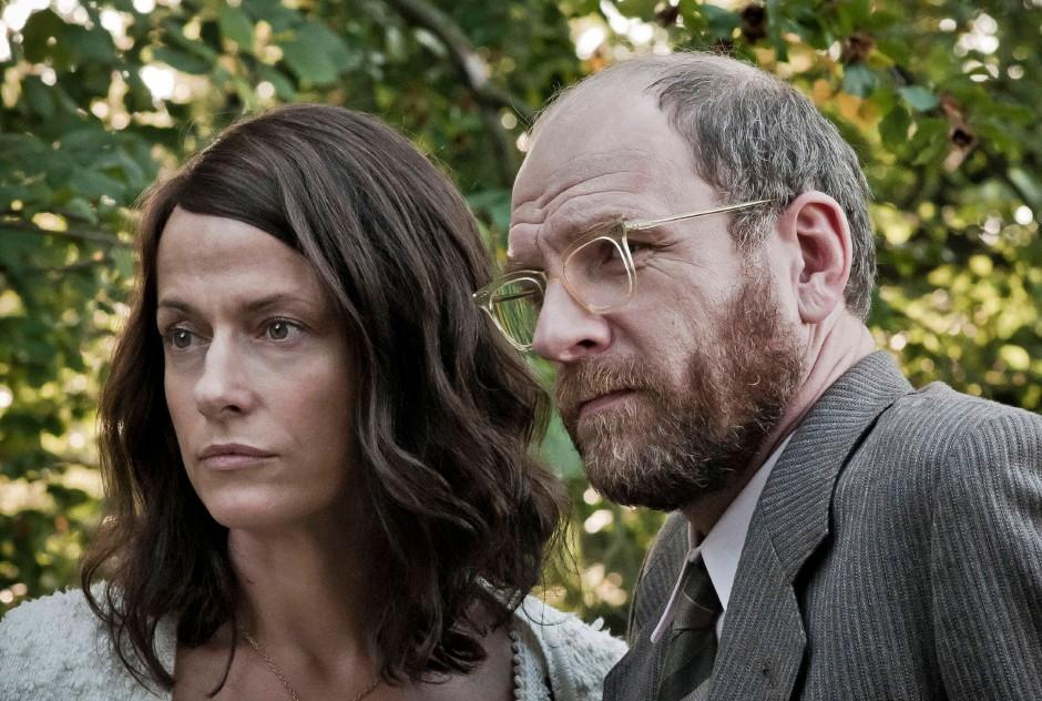 Geschwister in der Opposition: Anne Hoffmann (Claudia Michelsen) und ihr Bruder Meno Rohde (Götz Schubert)