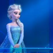Anmut, die aus der Kälte kommt: Elsa, die Schneekönigin