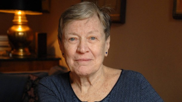 01/13/2007. Close-Up, American author Paula Fox