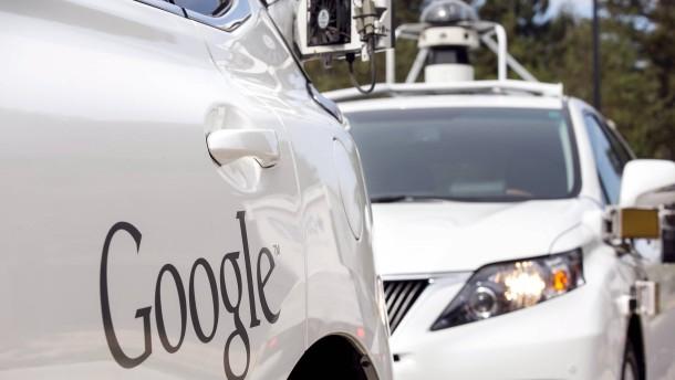 Google will den Staat neu programmieren