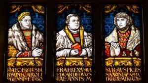 Wie Luther seine Stadt auf Linie brachte