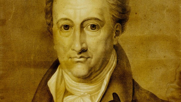 "Johann Wolfgang von Goethe: ""Rezensent"""