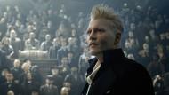 Noch so ein Böser aus der Harry-Potter-Welt: Johnny Depp spielt den Zauberer Grindelwald.