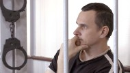 "Szene aus ""The Trial: The State of Russia vs Oleg Sentsov"""