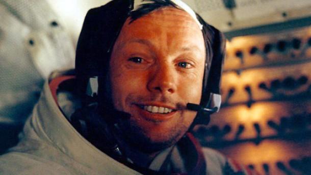 Wir müssen mit Neil Armstrong reden