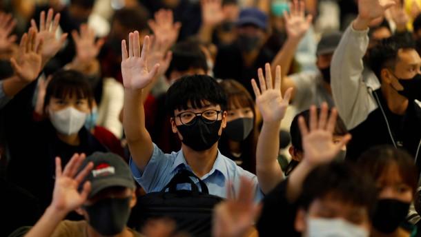 Abschied von Hongkong