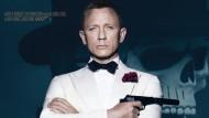 Das große James-Bond-Quartett