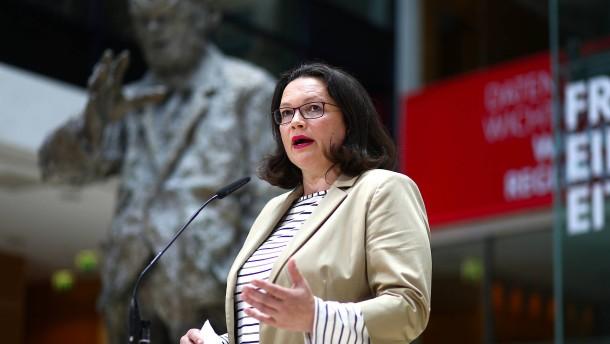 Das Gedächtnis der SPD soll abgeschafft werden