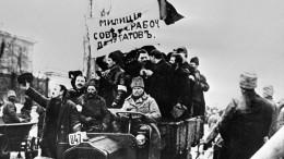 Lenin schickte seine Truppen kostümiert in den Krieg