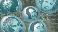 Die neun Helden des Nobelpreiskomitees
