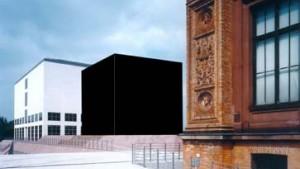 Hamburg will umstrittenen Kunst-Würfel zeigen