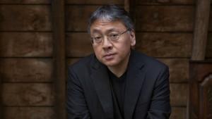 Ishiguro erhält Literaturnobelpreis 2017
