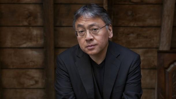 Der ausgezeichnete Kazuo Ishiguro