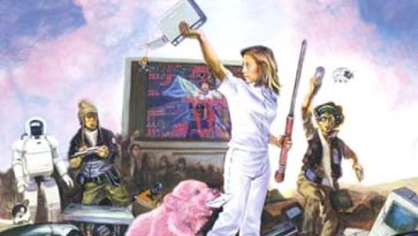 Auf zu digitalen Ufern der Kunst