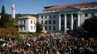 Offen für Wikipedia: die Universität von Kalifornien in Berkeley