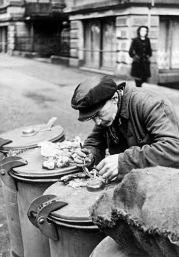 Fast schon vergessener Hunger: Winter 1946/47