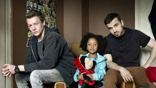 Zwei Dumpfbacken und ein Findelkind