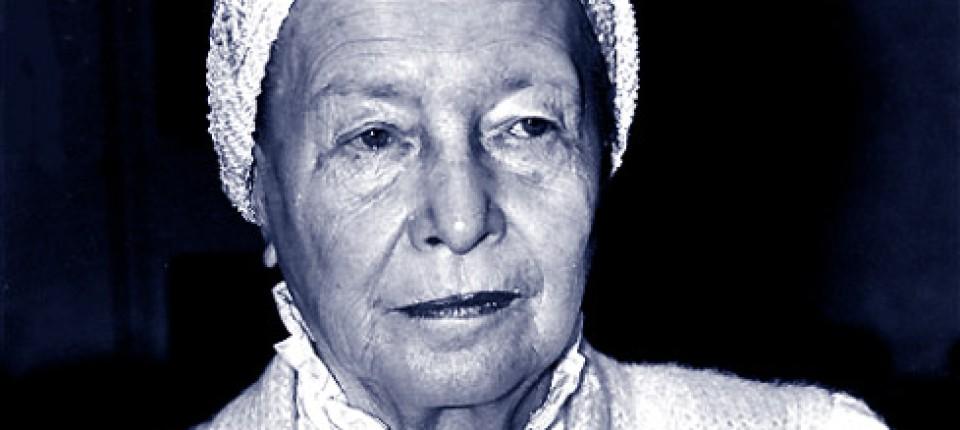 Zum Hundertsten Von Simone De Beauvoir Man Kommt Nicht Als Frau Zur