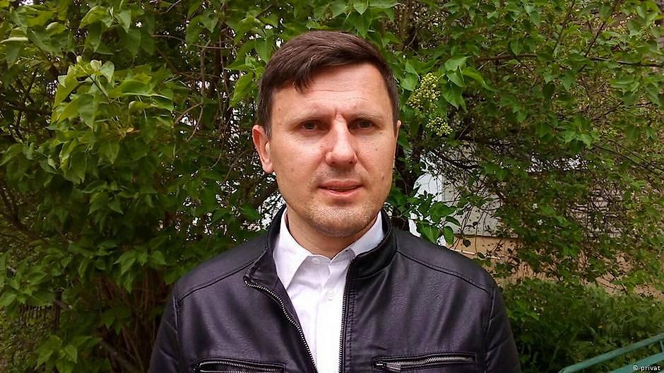 Mitarbeiter der Deutschen Welle in Belarus: Der freie Journalist Alexander Burakow