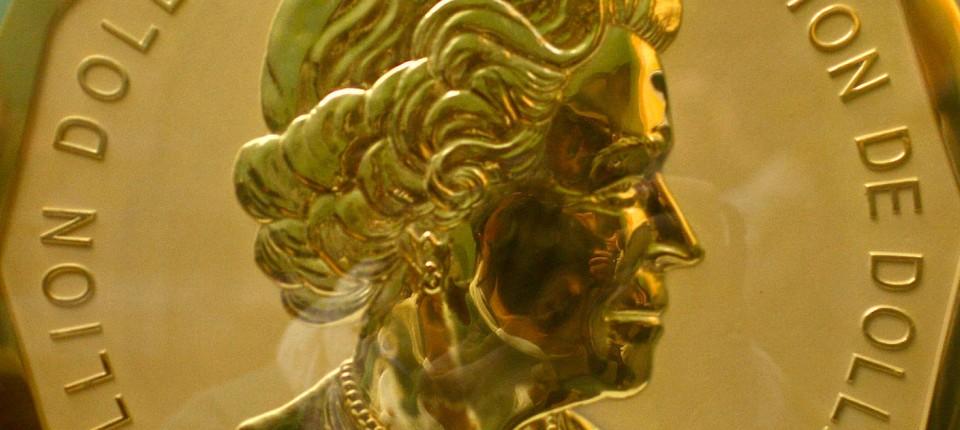 Einbrecher Stehlen Goldmünze Big Maple Leaf Aus Bode Museum