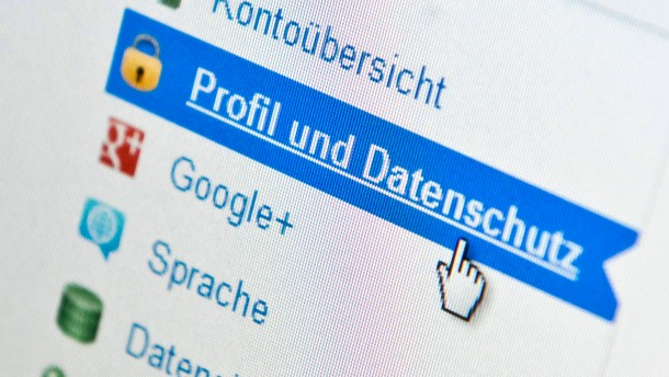 Themendienst Multimedia: Datenfallen Facebook, Google+ und Co