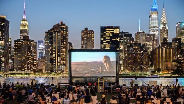 New York, ein Sommermärchen?