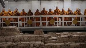 Wo Siddhartha geboren ward