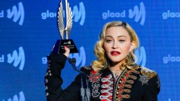Madonna sagt Konzert in London ab