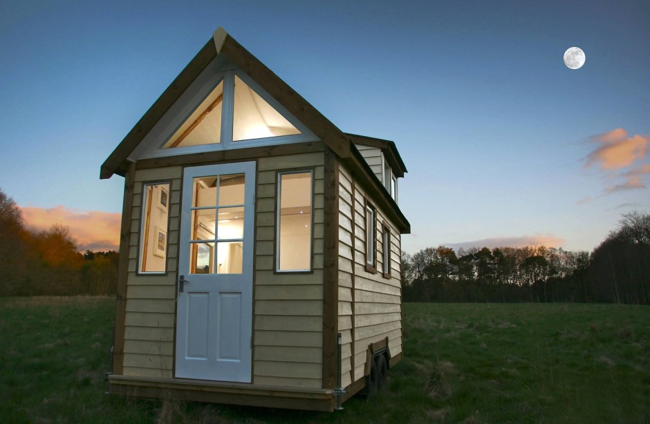 tiny house movement erobert amerika und europa - 40+ Small House Design In Europe Images