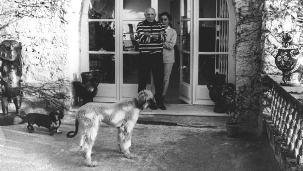 Picassos letztes Wohnhaus versteigert