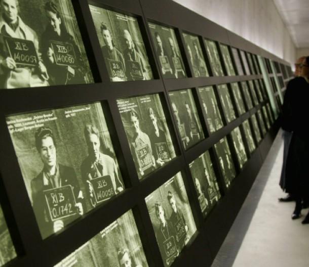 bfb Dokumentationszentrum der KZ-Gedenkstaette Bergen-Belsen eroeffnet