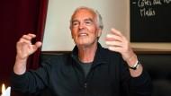Der Schriftsteller und Buchpreisträger Bodo Kirchhoff