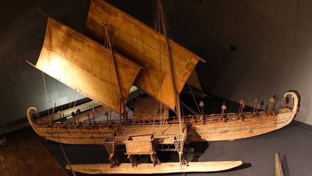 """Götz Alys Buch """"Das Prachtboot"""": Die Südsee-Inseln wurden rattenkahl abgesammelt"""