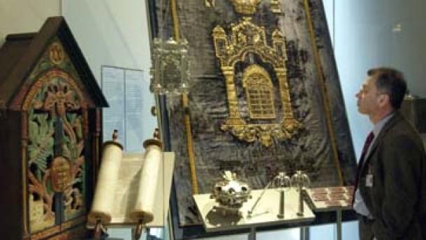 Das Jüdische Museum - ein begehbares Buch