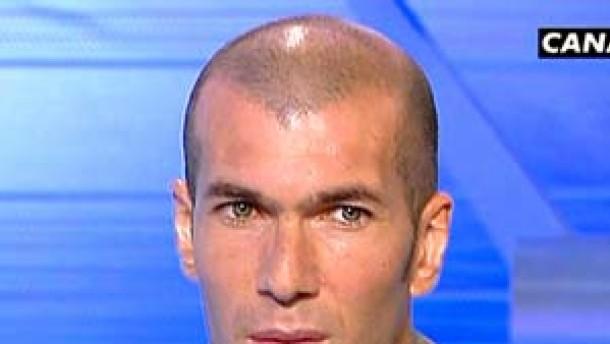 Zidane entschuldigt sich - aber bedauert nichts