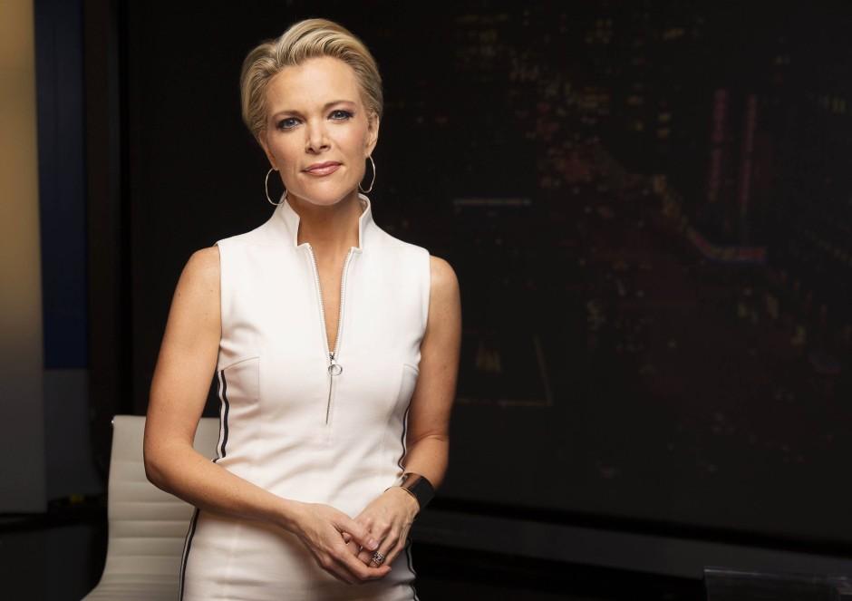 Sie ist jetzt bei NBC: Die ehemalige Fox-News-Moderatorin Megyn Kelly.