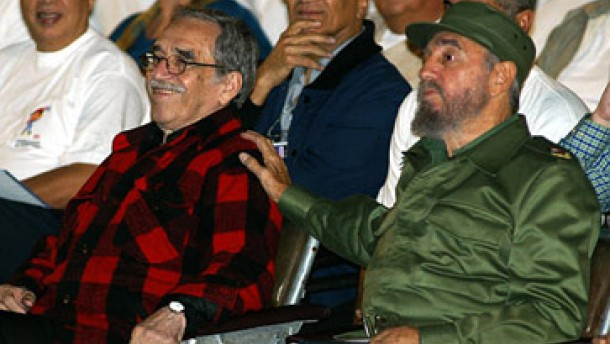 Fidel und Gabo: Freunde bis zum Grab