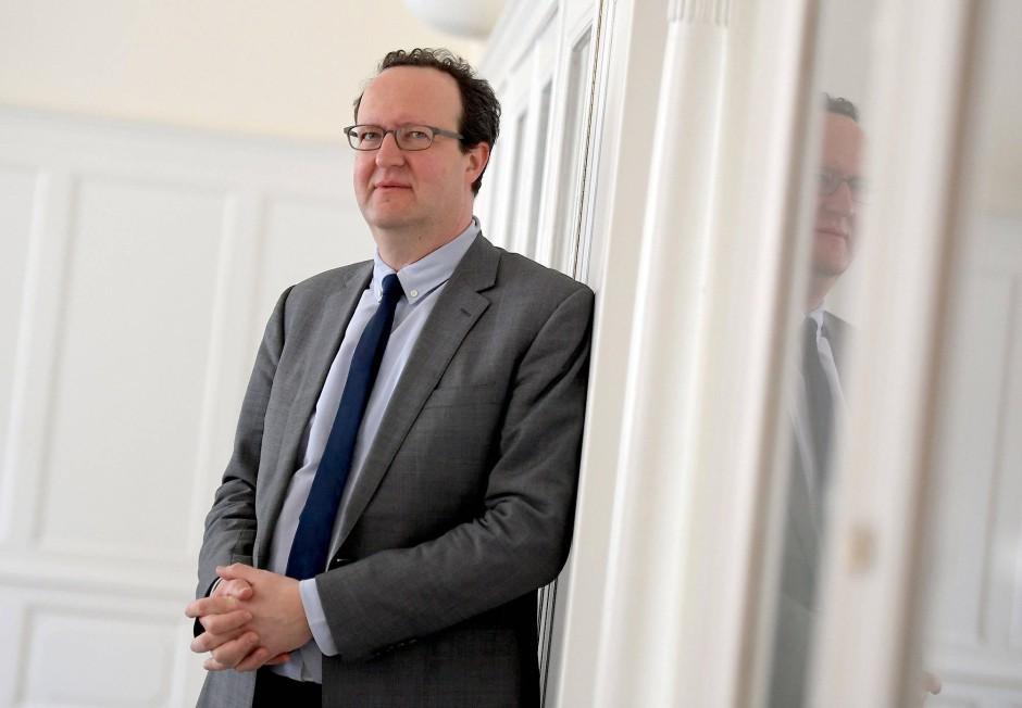 Raphael Gross ist Präsident der Stiftung Deutsches Historisches Museum.