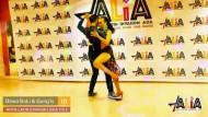 "Dewa BaLi und Gung'is tanzen ""Kizomba"""