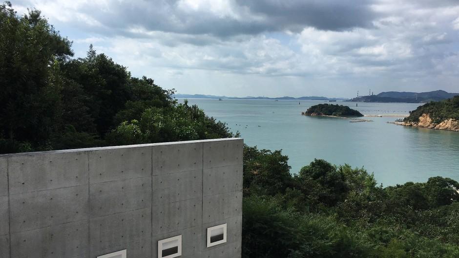 Naoshima liegt südlich von Osaka und Okayama. Hier soll etwas ganz Neues groß werden.
