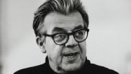 Erich Fried im Jahr 1986