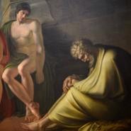 """Eberhard Wächters """"Hiob und seine Freunde"""" aus der Staatsgalerie Stuttgart"""
