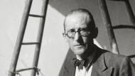 Bedeutend und umstritten: Le Corbusier, hier im Jahr 1930