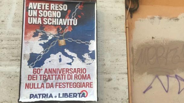 Italien, Land des Postfaktischen