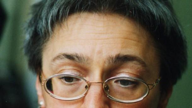 Drei Freisprüche im Mordfall Politkowskaja