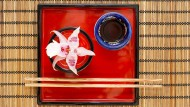 Die japanische Küche kann es an Eleganz mit der französischen aufnehmen